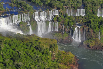<span>Iguazú
